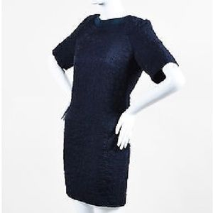 Jacquard Victoria Beckham dress